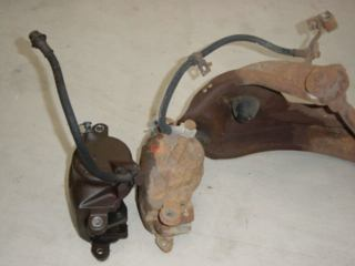 monte/69 calipers