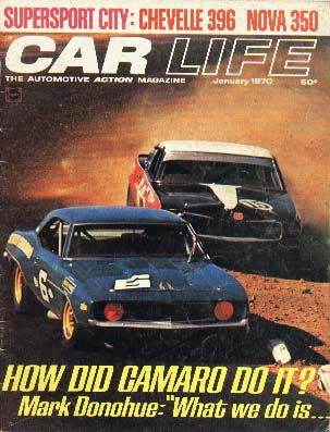 car life magazine cover