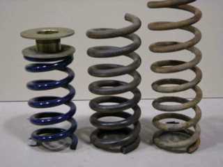 Coil Spring Set Front Moog 6312